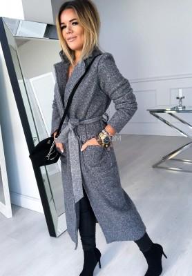 Płaszcz Maxima Grey