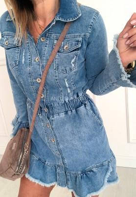 Sukienka Jeans Dora