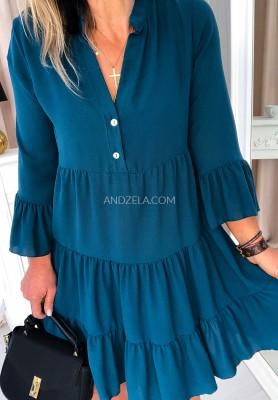 Sukienka Violette Petrol