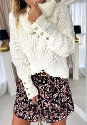 Sweter Lucca Ecru