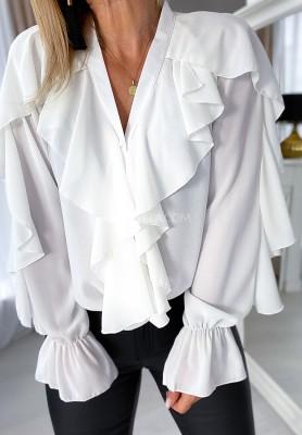 Koszula Marceline Biała