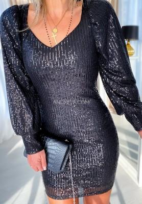 Sukienka Latte Black