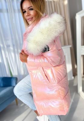 Kurtka Cameleon Pink