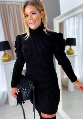 Sukienka Anilah Czarna