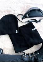 Komin Fold Black