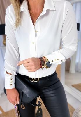 Koszula Aston White