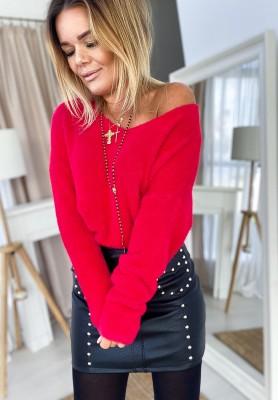 Sweter Inter Malina