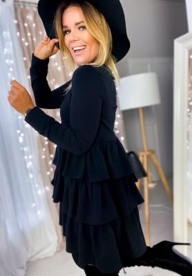 Sukienka Christmas Black