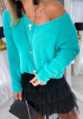 Sweter Inter Mięta
