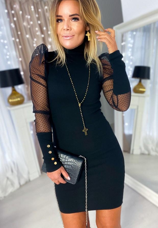 Sukienka Lous Black