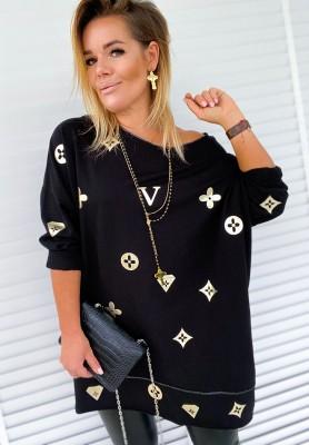 Bluzka Tunika Vitto Black