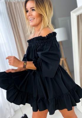 Sukienka Romance Black