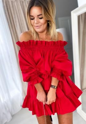 Sukienka Romance Red