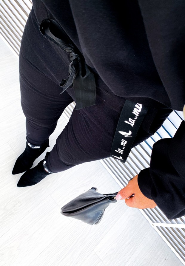 Spodnie Dresowe Lamu