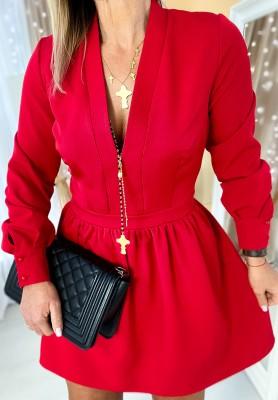 Sukienka Clarossa Red