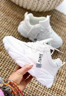 Adidasy Drop White