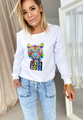 Bluza Tiger Colorful
