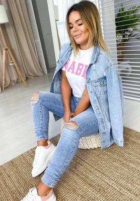 Spodnie Jeans Slow