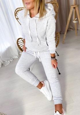 Spodnie Jet Grey