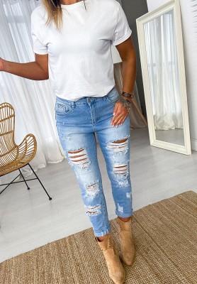 Spodnie Jeans All
