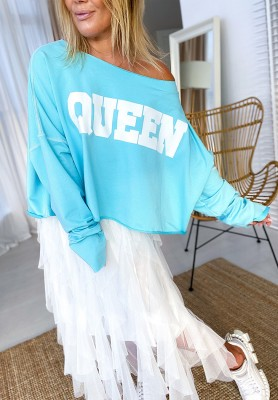 Bluza Queen Turkus