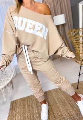 Spodnie Queen Nude