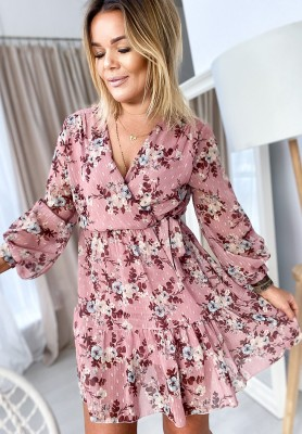 Sukienka Aleks Pink
