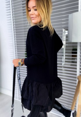 Sukienka Tunika Selina Czarna