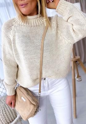 Sweter Porto Beż