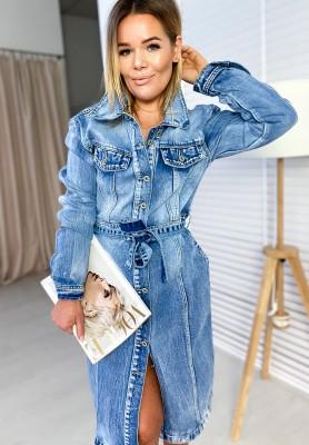 Sukienka Jeans Parisian