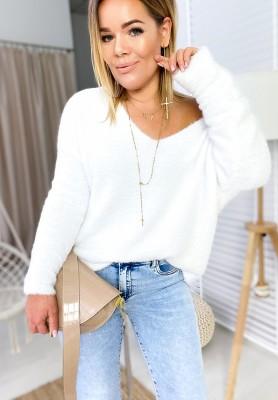 Sweter Inter Biały