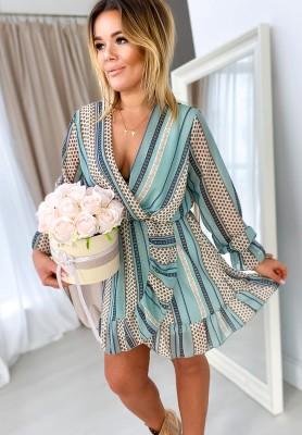 Sukienka Astana Mint