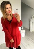 Sukienka Hollywood Czerwona