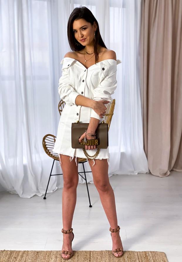 Sukienka Jeans Adila