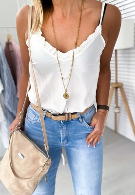 Top Total Look White