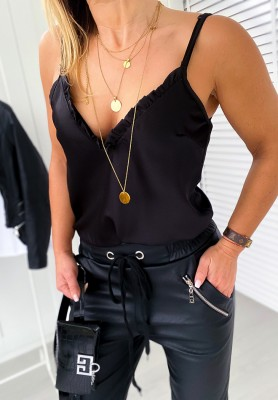 Top Total Look Black