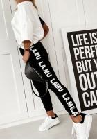 Spodnie Lamu B&W