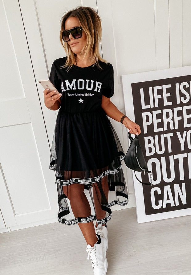 Sukienka Amour Black