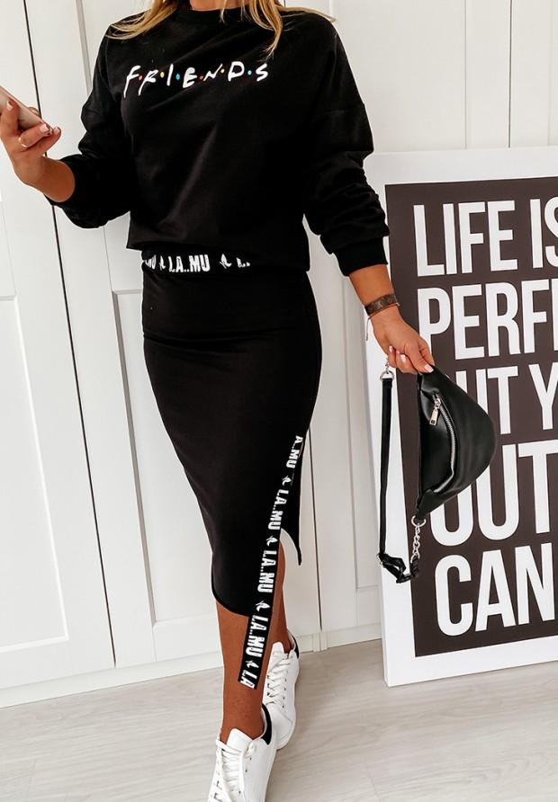 Spódnica Lamu Slim Black