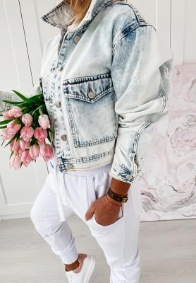 Kurtka Jeans Light