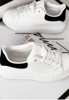 Buty Stand White&Black