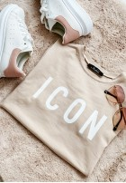 T-shirt Icon Nude