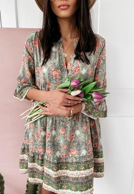 Sukienka Bali Olive