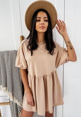 Sukienka Tiana Beige