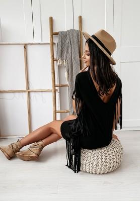 Sukienka Tunika Pocahontaz Black