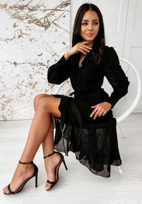 Sukienka Caisa Black