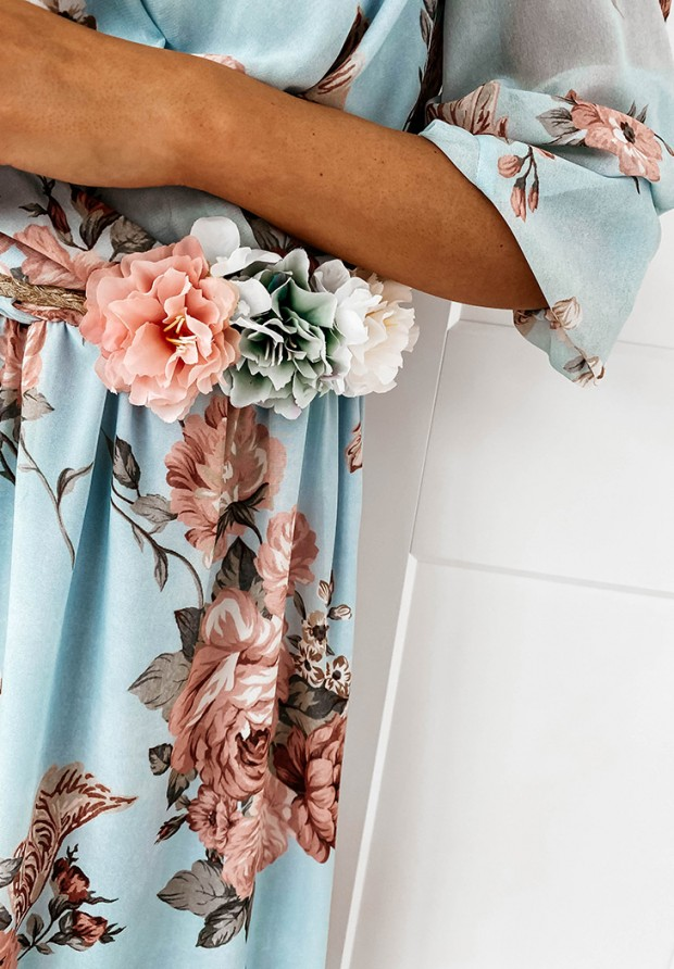 Sukienka Darcy Blue