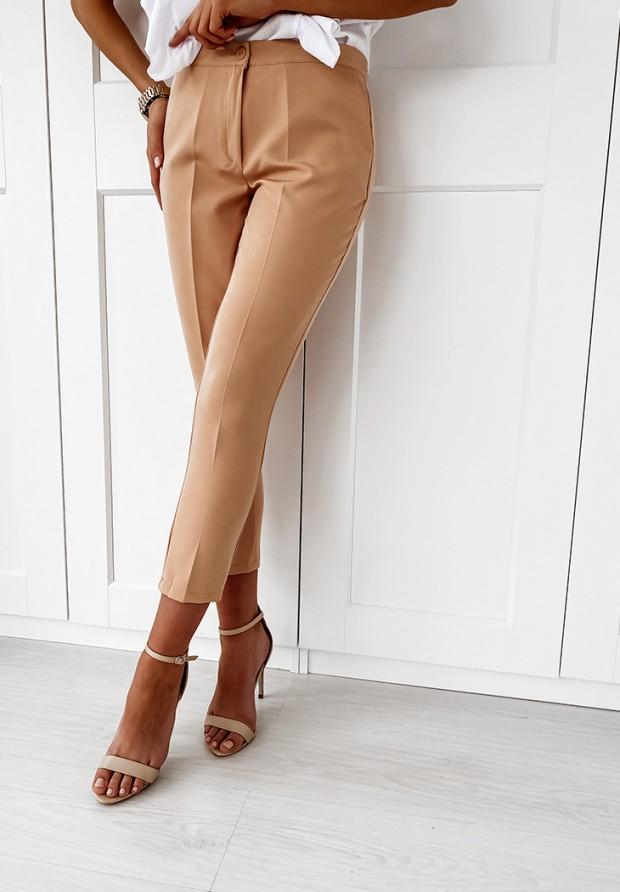 Spodnie Cygaretki Premium Camel
