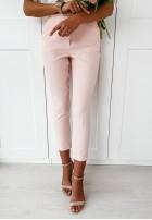 Spodnie Cygaretki Premium Puder