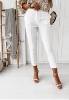 Spodnie Premium Ecru